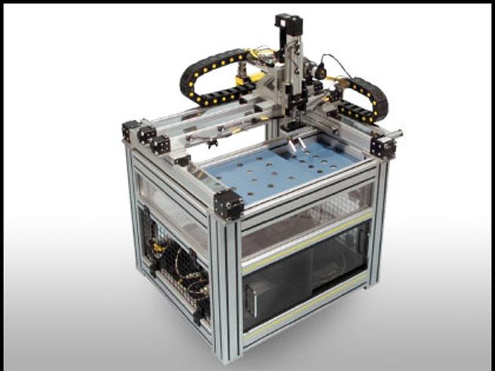 Custom Automation Systems Michigan