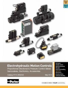 Electro Hydraulic Motion Control Products Michigan