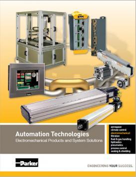 Electromechanical Product Brochure Michigan