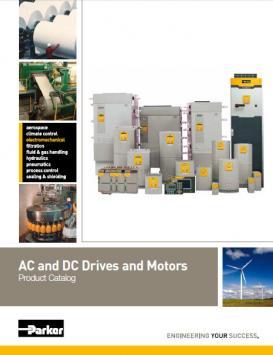 Emn Ac Dc Drives Motors Parker Michigan