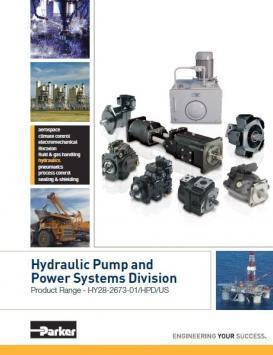 Hydraulic Pump Power Systems Michigan