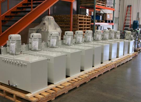 Hydraulics Systems Power Units Michigan