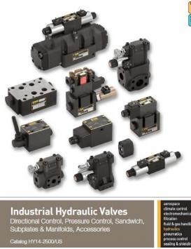 Industrial Hydraulic Valves Michigan