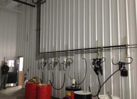 Industrial Lube Systems Fluid Management System Michigan