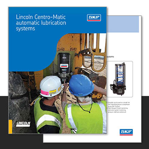 Industrial Lubrication Literature Michigan Automation