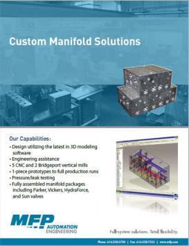 Mfp Custom Manifolds Michigan