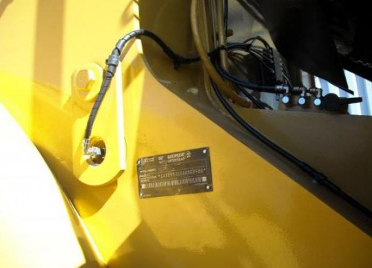 Mobile Lube Systems Wheel Loader Michigan