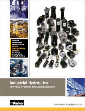 Parker Industrial Hydraulics Michigan
