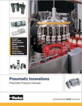 Parker Pneumatic Products Michigan