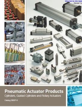 Pneumatic Actuator Products Michigan
