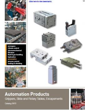 Pneumatic Automation Products Michigan