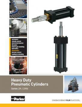 Pney Heavy Duty Cylinders Parker Michigan