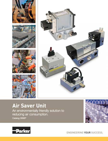 Parker Air Saver Unit Michigan Automation Company