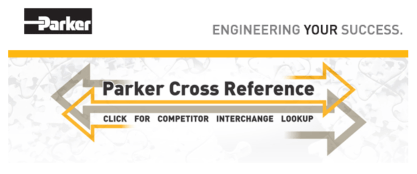 Parker Cross Reference Engineering Tool