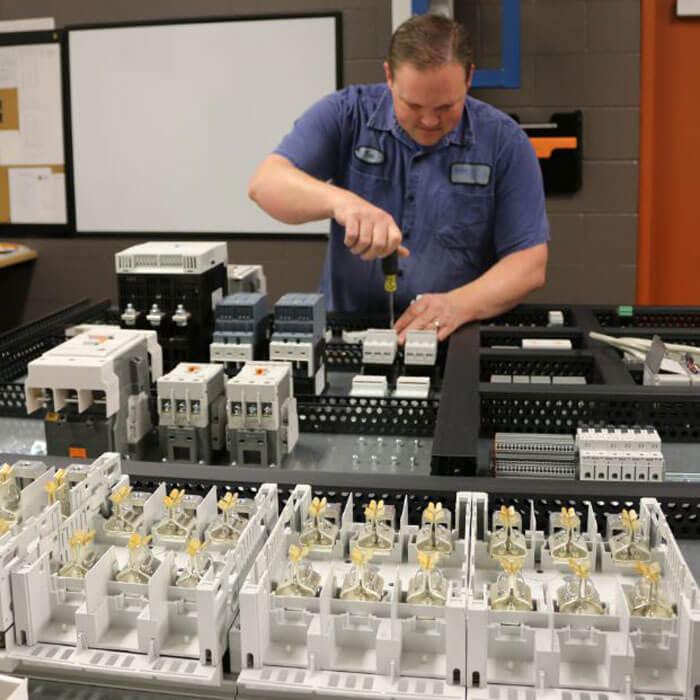 Custom Automation Panels West Michigan