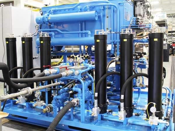 Hydraulic Lubrication Systems West Michigan