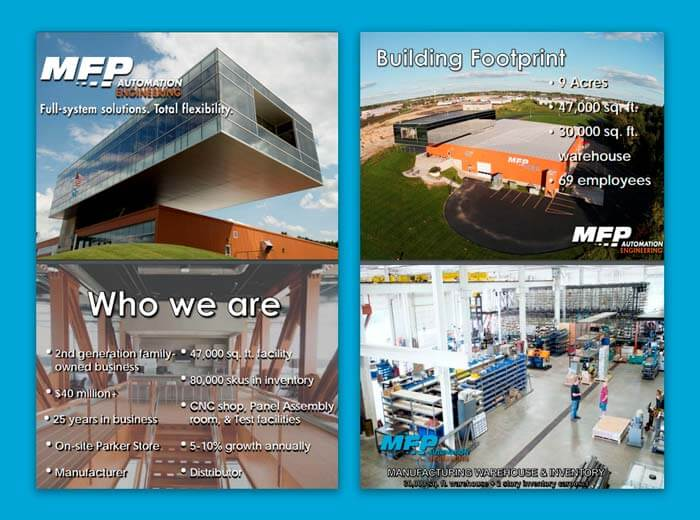 Mfp Automation Engineering Product Literature