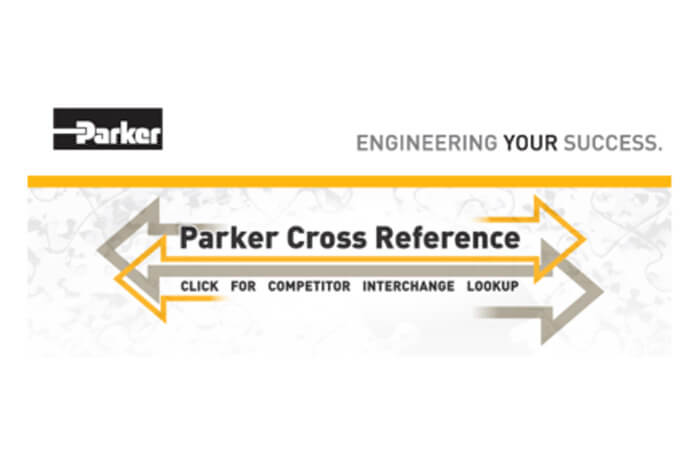 Parker Cross Reference Filter Tool