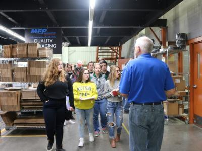 Students Manufacturing Day 2017
